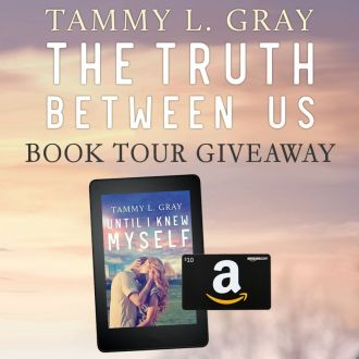 Giveaway - The Truth Between Us