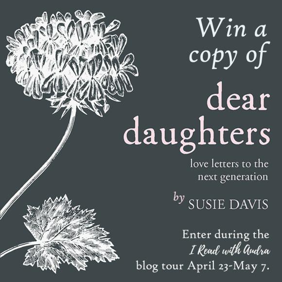 Davis - Dear Daughters giveaway