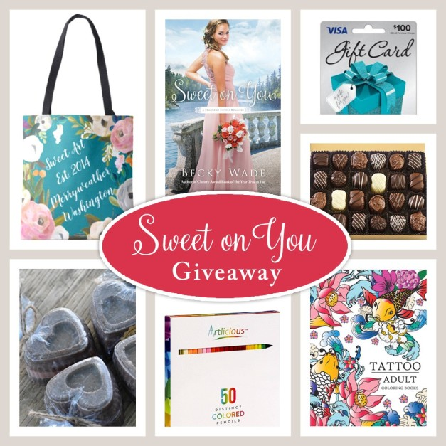 Giveaway - Sweet on You